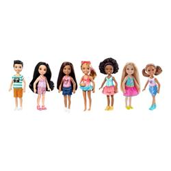 Mattel Barbie club chelsea - bambola dwj33