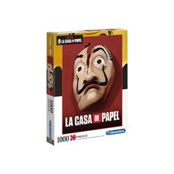 Clementoni Puzzle Money heist 2 39533