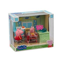 Giochi Preziosi Peppa pig - mini furniture rooms ppc43300