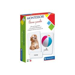 Clementoni Montessori - le prime parole 16319