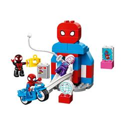LEGO Duplo marvel spidey amazing friends - spider-man headquarters 10940