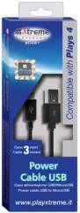 Xtreme Informatica Cavo USB PS4