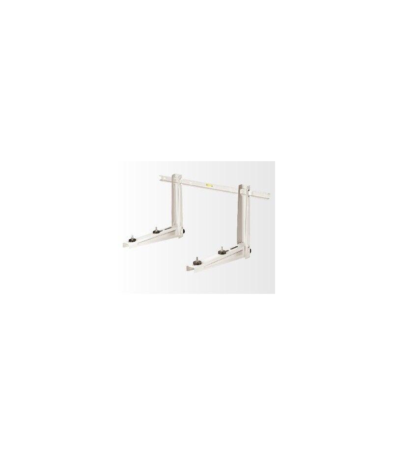 2emmeclima Staffe per condizionatori scorrevoli CLOCK 420 mm