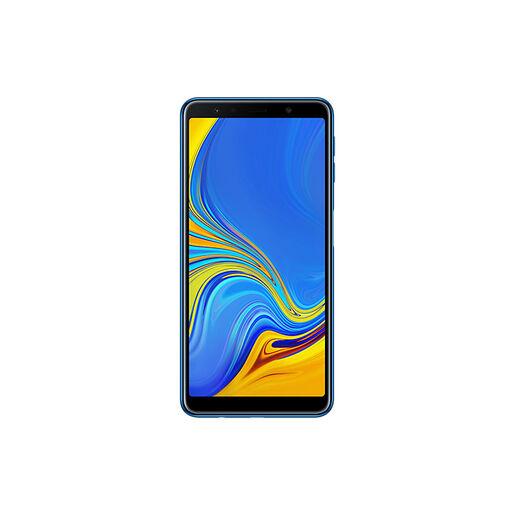 Samsung Galaxy A7 (2018) SM-A750 6'' 64 GB Blu