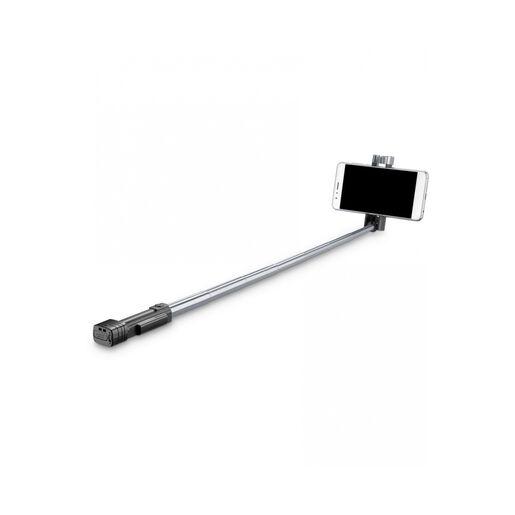 Cellular Line Compact bastone per selfie Smartphone Nero