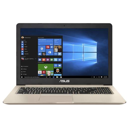 Asus VivoBook Pro N580GD-E4676T notebook/portatile Oro Computer portat
