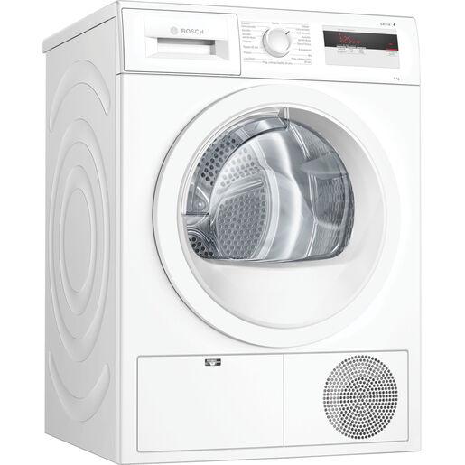 Bosch Serie 4 WTH8300UIT asciugatrice Libera installazione Caricamento