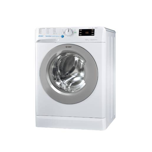 Indesit BWE91284XWSSS Carica frontale 1200Giri/min A+++ lavatrice