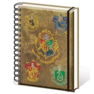 Harry Potter (Hogwart's Crests)