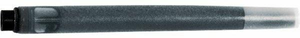 Cartucce Perker Pen Quink per stilografica nero permanente. Confezione 5 pezzi