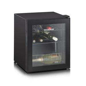Severin KS 9889 cantina vino Libera installazione Nero 15 bottiglia/bottiglie A