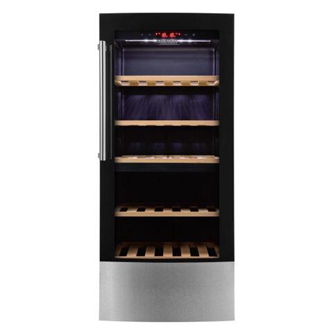 Medion MD 37104 cantina vino Libera installazione Nero 59 bottiglia/bottiglie A