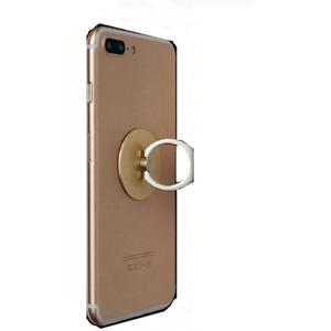 Anello adesivo metallico supporto mani ozzzo gold per acer allegro m310