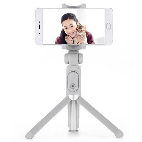 Xiaomi Mi Selfie Stick Tripod bastone per selfie Smartphone Grigio
