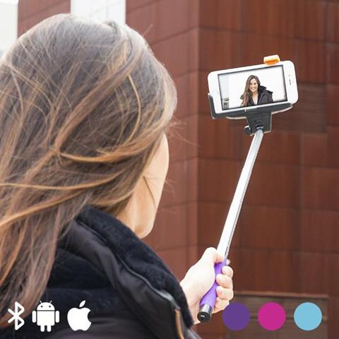 Bastone per Selfie con Bluetooth per Cellulari