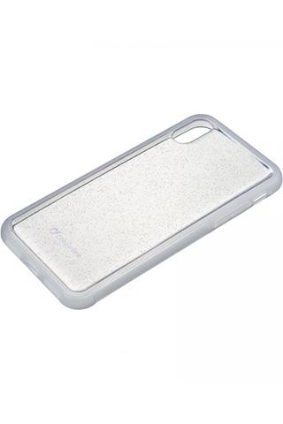 "Cellular Line SELFIECIPHXT custodia per cellulare 14,7 cm (5.8"") Cover Grigio, Trasparente"