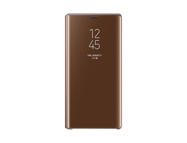 """Samsung EF-ZN960 custodia per cellulare 16,3 cm (6.4"""") Custodia a libro Marrone"""
