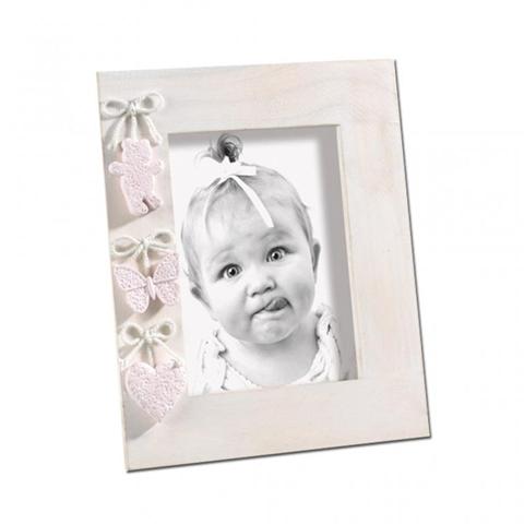 Cornice Fotografica Mascagni 13x18 Portafoto in legno bambini A560