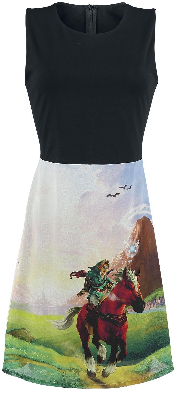 Nintendo Vestito Donna Tg. XL Nintendo. Zelda Ocarina Of Time