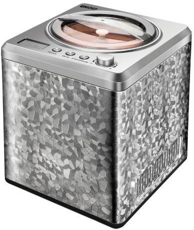 Unold 48870 macchina per gelato Gelatiera compressore 2 L Acciaio inossidabile 180 W