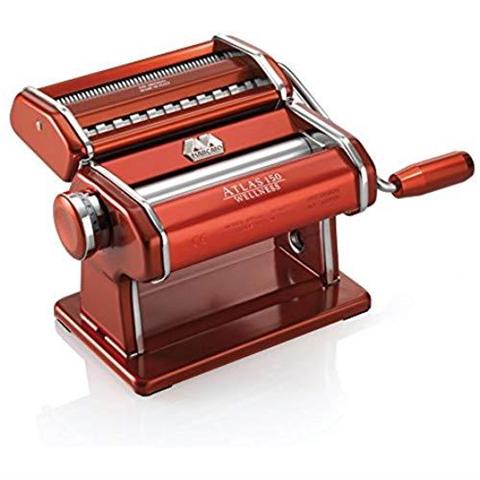 Marcato Atlas 150 Color Macchina Per Pasta - Rosso