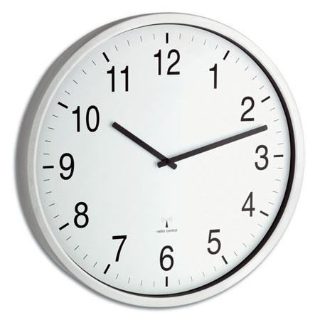 TFA-Dostmann 60.3500 orologio da parete Bianco