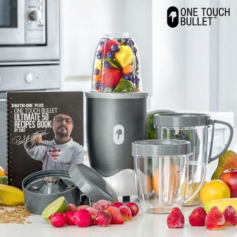 Frullatore Nutri·One Plus con Ricettario 600W