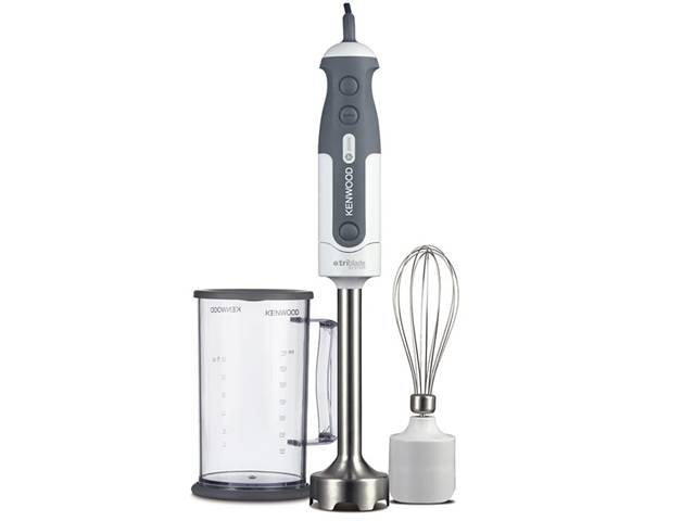 Kenwood HDP302WH frullatore 0,75 L Frullatore ad immersione Bianco 800 W