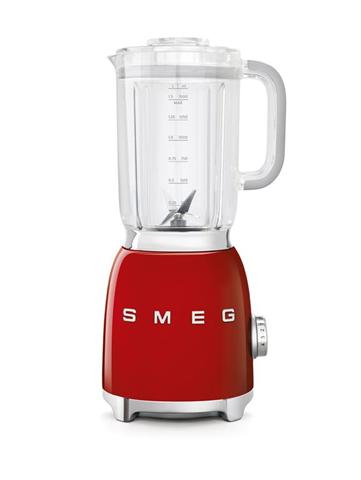 SMEG BLF01RDEU frullatore 1,5 L Frullatore da tavolo Rosso 800 W