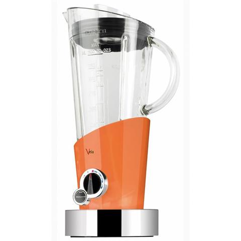 Frullatore Vela arancione di Casa Bugatti