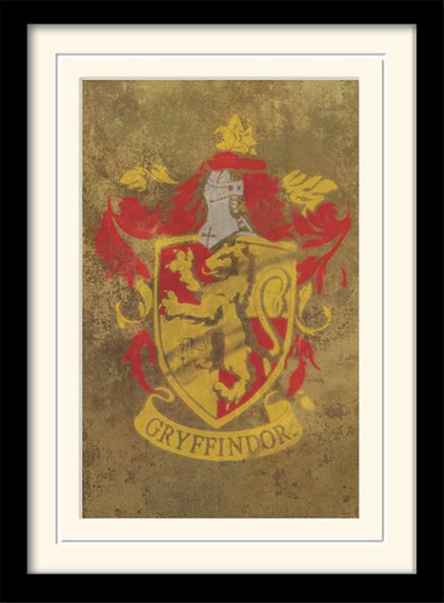Gryffindor Crest Harry Potter