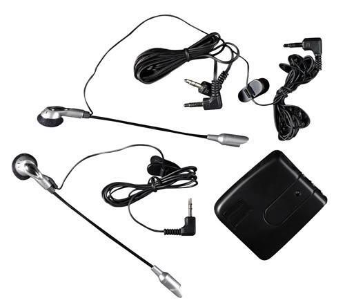 Interfono moto per 2 caschi attacco audio mp3 radio