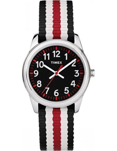 Timex TW7C10200 orologio Quarzo (batteria) Orologio da polso Unisex Argento
