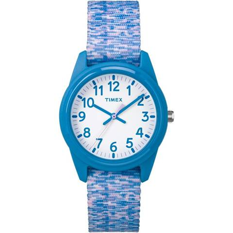 Timex TW7C12100 orologio Quarzo (batteria) Orologio da polso Unisex Blu