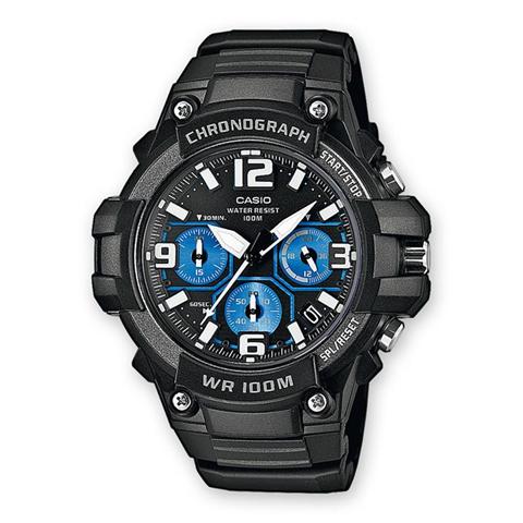 Casio MCW-100H-1A2VEF orologio Quarzo (batteria) Orologio da polso Maschio Nero