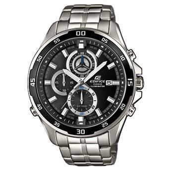 Casio EFR-547D-1AVUEF orologio Quarzo (batteria) Orologio da polso Maschio Acciaio inossidabile