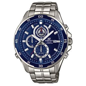Casio EFR-547D-2AVUEF orologio Quarzo (batteria) Orologio da polso Maschio Acciaio inossidabile