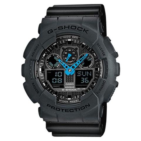 Casio G-Shock Elettronico, Quarzo (batteria) Orologio da polso Unisex Nero