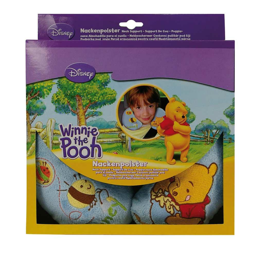 Poggiatesta Winnie the Pooh con Immagini Ricamate