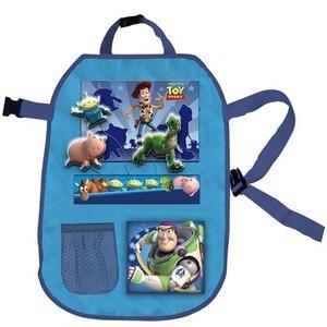 Proteggisedile portaoggetti tasche interattivo Toy Story