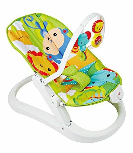Baby Gear. Sdraietta Pieghevole Cuccioli Della Natura