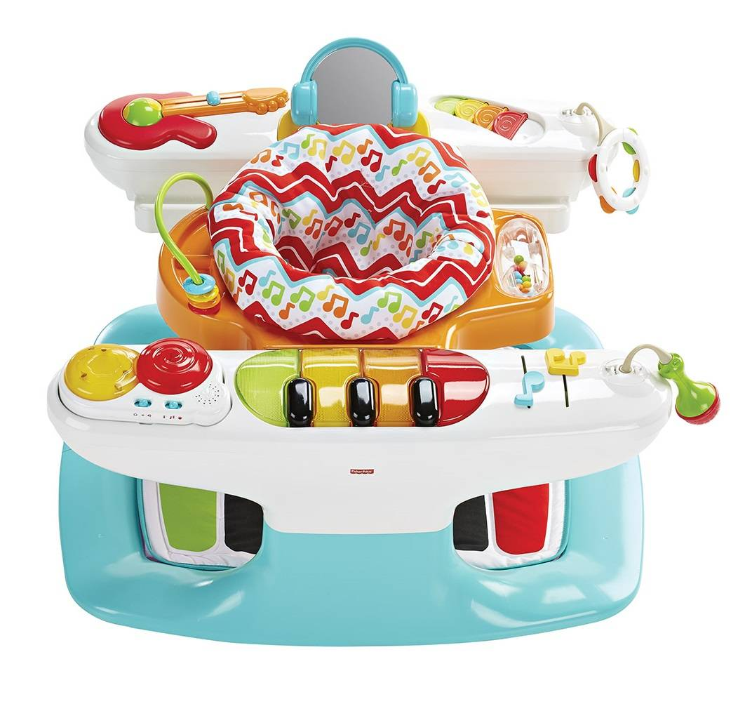 Baby Gear. Baby Piano Tante Attivita 4 In 1