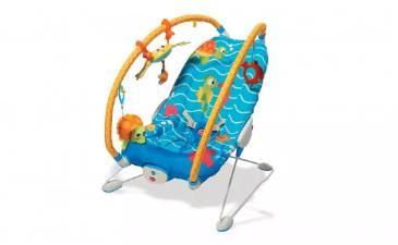 Tiny Love Under the Sea sedia a dondolo per bambino Multicolore