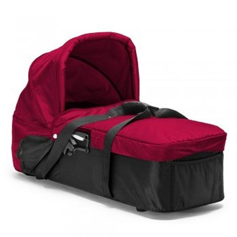 Baby Jogger 11-26-009 lettino portatile per bambino Nero, Rosso