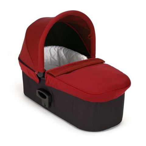 Baby Jogger Nav. Deluxe citymini3/4 red