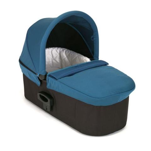Baby Jogger Deluxe Pram lettino portatile per bambino Blu