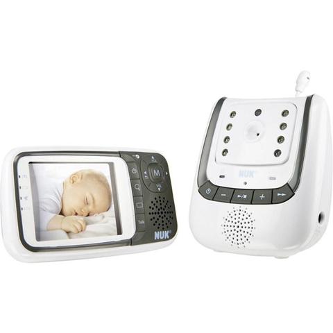 Babyphone con camera Digitale NUK 10256296 Babyphone ECO Control+Video 2.4 GHz