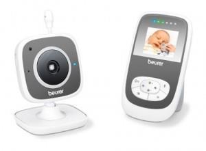 Beurer BY 99 dual Wi-Fi 300m Grigio, Bianco