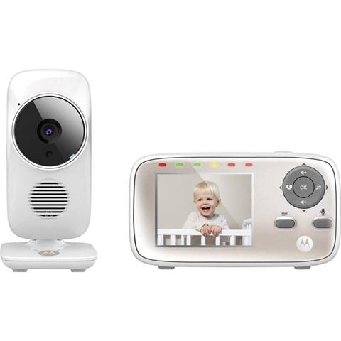 Motorola Babyphone con camera Digitale Motorola MBP 667 CONNECT 2.4 GHz