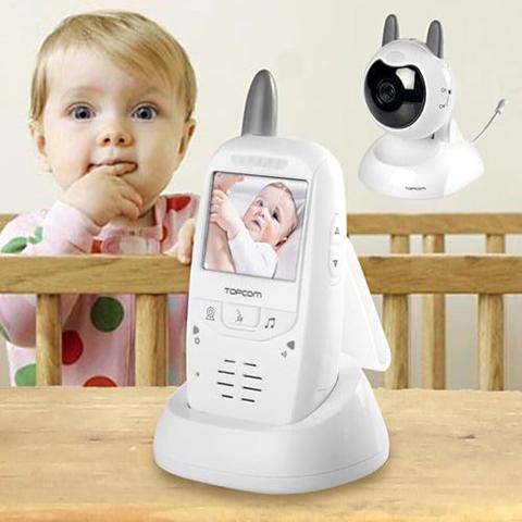Topcom KS-4240 Digital baby video monitor